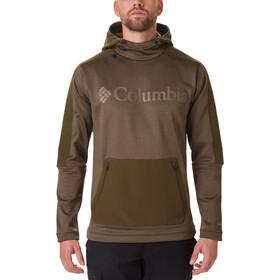 Columbia Maxtrail Bluza Mężczyźni, brązowy